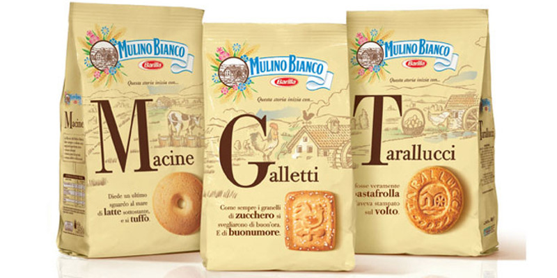 Barilla Introduces Biscuits Made of 100% Sustainable Wheat